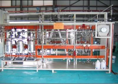 Hydro processing Pilot Plant Unit