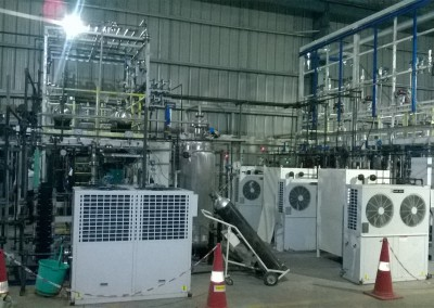 Aerogel Production Pilot Plant