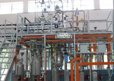 Biodiesel Pilot Plant