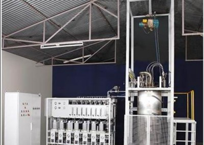 Hydrothermal Deactivation Unit
