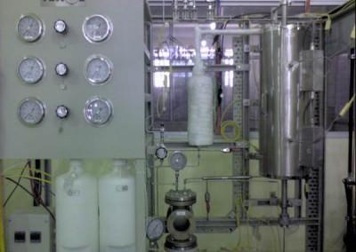 Tubular Reactor System