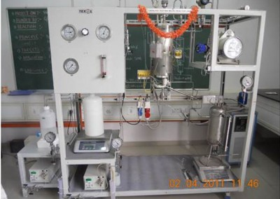 Catalyst Testing Micro Reactor Unit