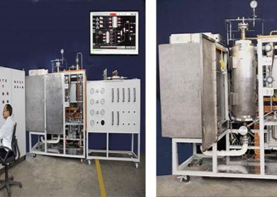 Fluidized Bed Reactor System