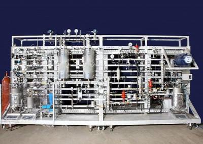 Hydrotreating Pilot Plant